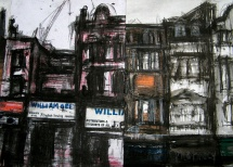 'Kingsland Road' by Yasmine Dainelli