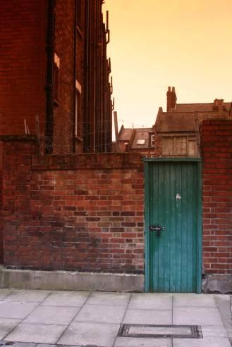 Rupert's memorable door