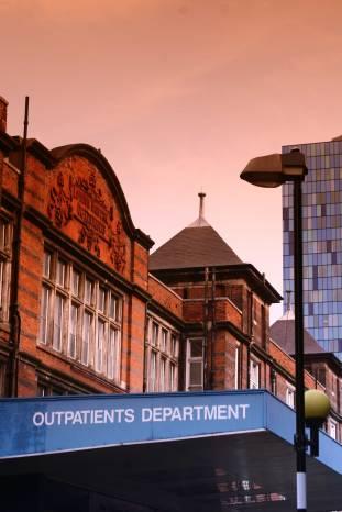 Royal London Hospital Outpatients Department